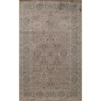 Rugs America Riviera Vintage Diamond 2'7 x 4'11 Accent Rug in Brown