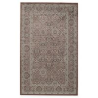 Rugs America Riviera Vintage Diamond 2'7 x 4'11 Accent Rug in Pink