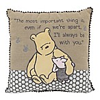 Disney® Classic A Day with Pooh Throw Pillow