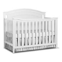 Sorelle Glendale 4-in-1 Convertible Crib in White