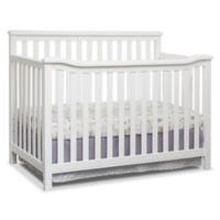 Sorelle Annie Elite 4-in-1 Convertible Crib in White