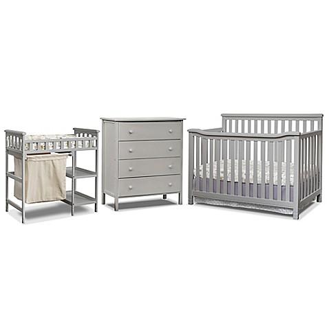 Sorelle Palisades 3 Piece Room In A Box Nursery Furniture