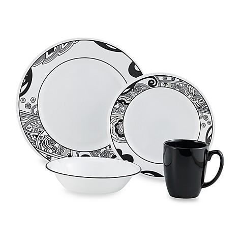 Corelle® Vive Nouveau 16-Piece Dinnerware Set - Bed Bath & Beyond