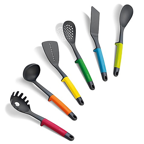 Joseph joseph elevate utensils bed bath beyond for Bathroom utensils