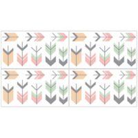 Sweet Jojo Designs Mod Arrow Wall Decals