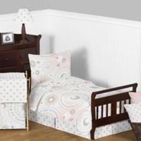 Sweet Jojo Designs 5-Piece Toddler Bedding Set in Pink/Gold