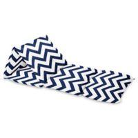 Sweet Jojo Designs Floor Pillow Lounger Cover in Navy