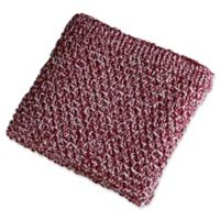 Brielle Riviera Throw Blanket in Red