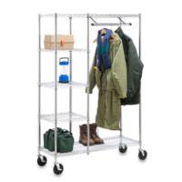 Honey-Can-Do® Heavy Duty Urban Valet Closet Storage System