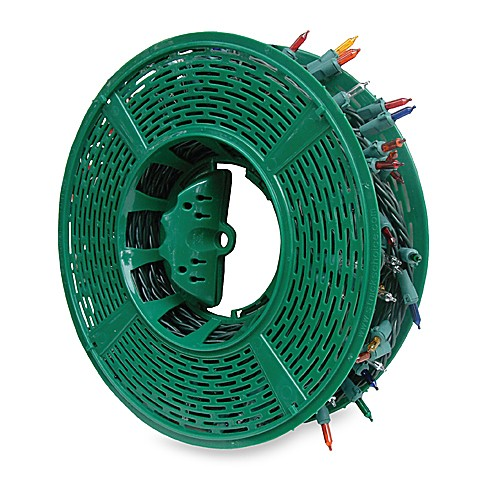 st nicks choice large christmas lite reel - Christmas Light Storage Reels