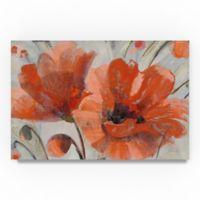 Trademark Fine Art Popping 24-Inch x 16-Inch Canvas Wall Art