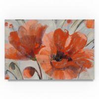 Trademark Fine Art Popping 47-Inch x 30-Inch Canvas Wall Art