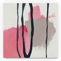 Trademark Fine Art Somersault I 14-Inch Square Canvas Wall Art