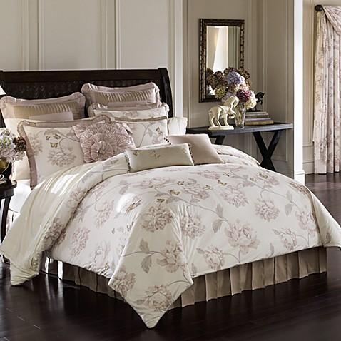 Lenox® Butterfly Meadow Queen Comforter Set