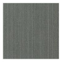 Warner Textures Jayne Vertical Shimmer Wallpaper in Charcoal