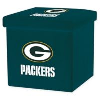 NFL Green Bay Packers Storage Ottoman