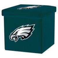 NFL Philadelphia Eagles Storage Ottoman