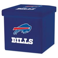 NFL Buffaslo Bills Storage Ottoman