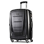 Samsonite® Winfield 2 Hardside 28-Inch Spinner Checked Luggage in Anthracite