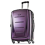 Samsonite® Winfield 2 Hardside 20-Inch Upright Spinner Carry On in Purple