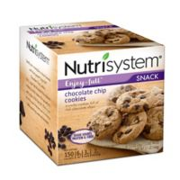 Nutrisystem 4-Count Enjoy-full Chocolate Chip Cookies