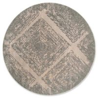 "Safavieh Meadow 6'7"" x 6'7"" Lynette Rug in Taupe"