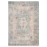 Safavieh Illusion 6' x 9' Coutras Rug in Teal