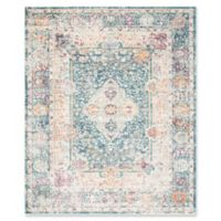 Safavieh Illusion 8' x 10' Coutras Rug in Teal