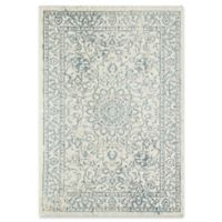 Rugs America Brighton 2' x 4' Accent Rug in Blue
