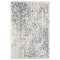 Rugs America Brighton Faded 2' x 4' Accent Rug in Blue