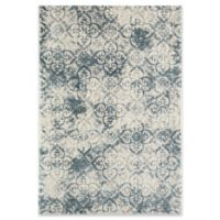 Rugs America Brighton 2'3 x 8' Runner in Blue