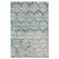 Rugs America Brighton 2' x 4' Accent Rug in Crystal Blue