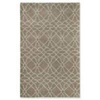 Rugs America Delano Imperial 5' x 8' Handcrafted Area Rug in Tan