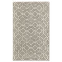 Rugs America Delano 5' x 8' Handcrafted Area Rug in Grey