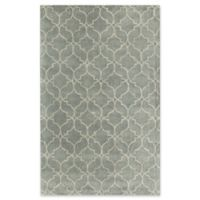 Rugs America Delano 8' x 10' Handcrafted Area Rug in Light Blue