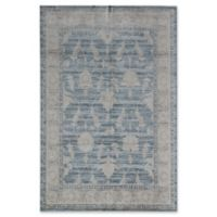 Rugs America Wilshire 5' x 8' Area Rug in Arctic Blue