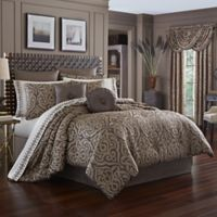J. Queen New York™ Astoria King Comforter Set in Mink