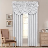J. Queen New York™ Astoria Waterfall Valance in White