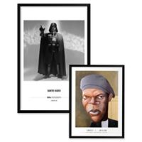 Brian Griffin's Darth Vader 25-Inch x 37-Inch Wall Art