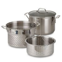 Calphalon® Stainless Steel 8 qt. Multi-Pot 4-Piece Set
