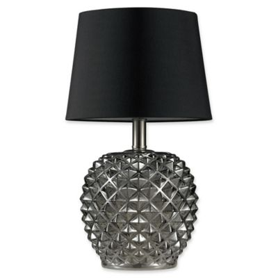 Superior Global Electric Nirvana 17 Inch 1 Light LED Table Lamp In Chrome