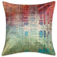 Edie at Home Solstice Square Indoor Decorative Pillow