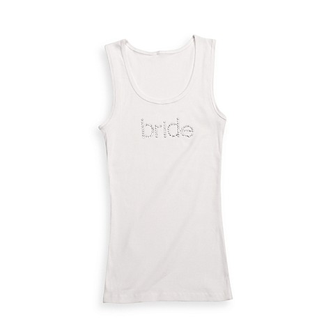 """Bride"" Large Tank Top"