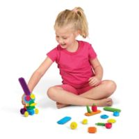 Edushape® 56-Piece Magic Brix Deluxe