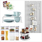 Kitchen Pantry Storage and Organizer Starter Collection