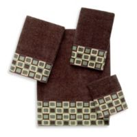 Avanti Blocks Fingertip Towel