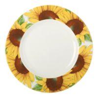 Portmeirion® Botanic Blooms Sunflower Salad/Dessert Plates (Set of 4)