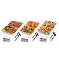 Sterno® 24-Piece Party Pack Chafer Set