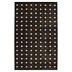 Mohawk Home Aurora Sahana 7'6 x 10' Area Rug in Black