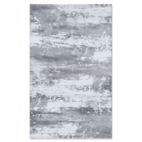 Couristan® Virga Abstract 3'11 x 5'3 Area Rug in Brown